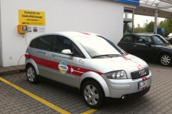 R100 Audi A2 electric SWL