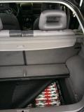 Kofferraum eAudi A2