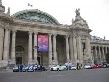 Grand Palais mit WAVE 2011 Teams