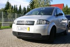 R70 Audi A2 electric